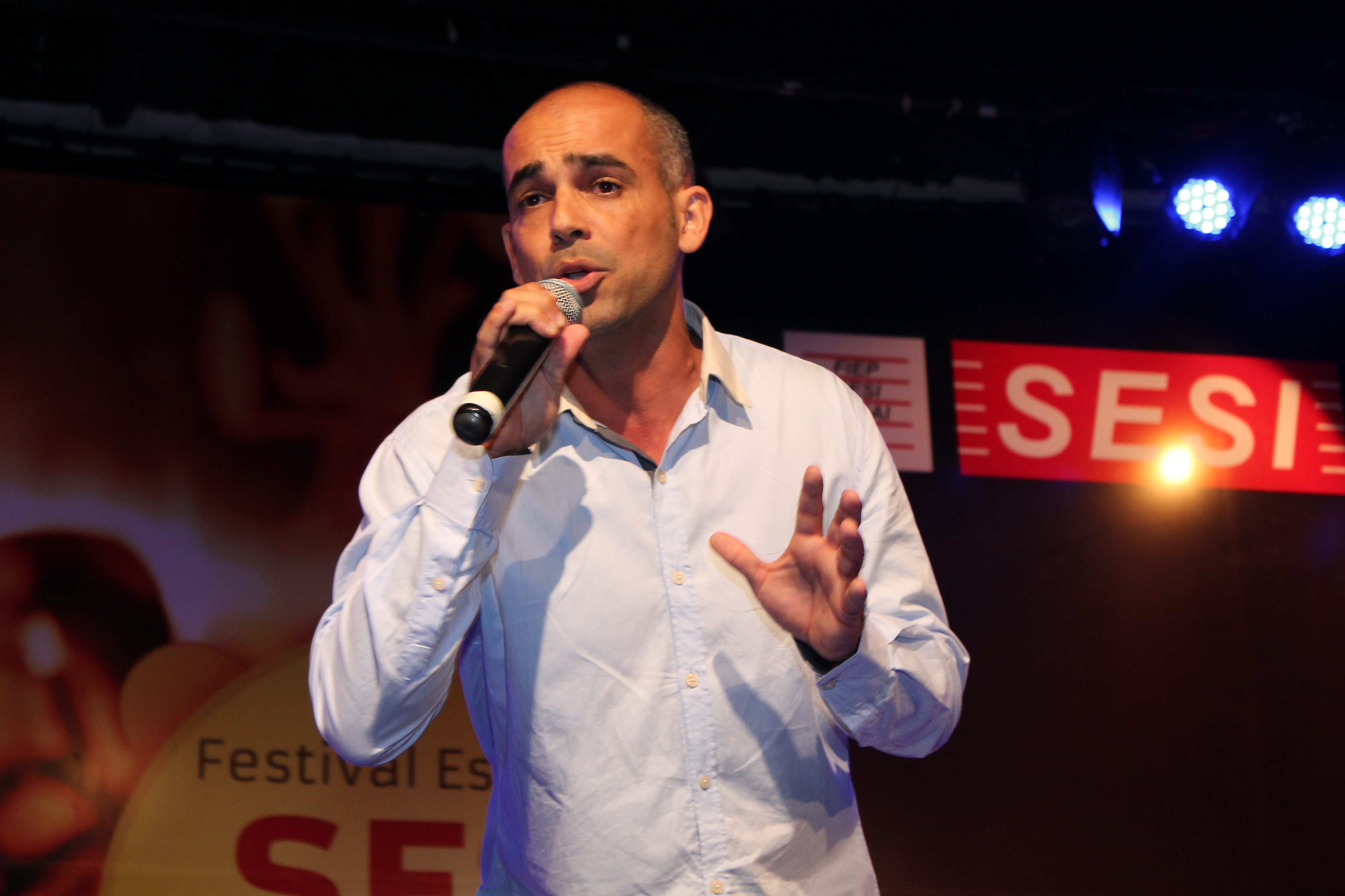 Açúcar Alegre participa do Festival SESI Música 2013