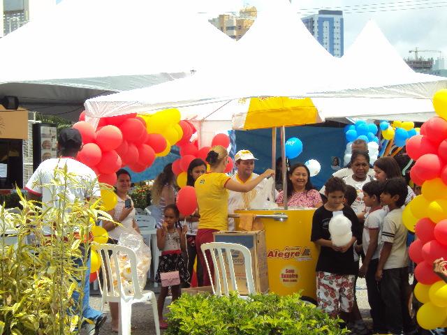 Dia Especial Para Os Filhos Dos Colaboradores Da Usina Monte Alegre