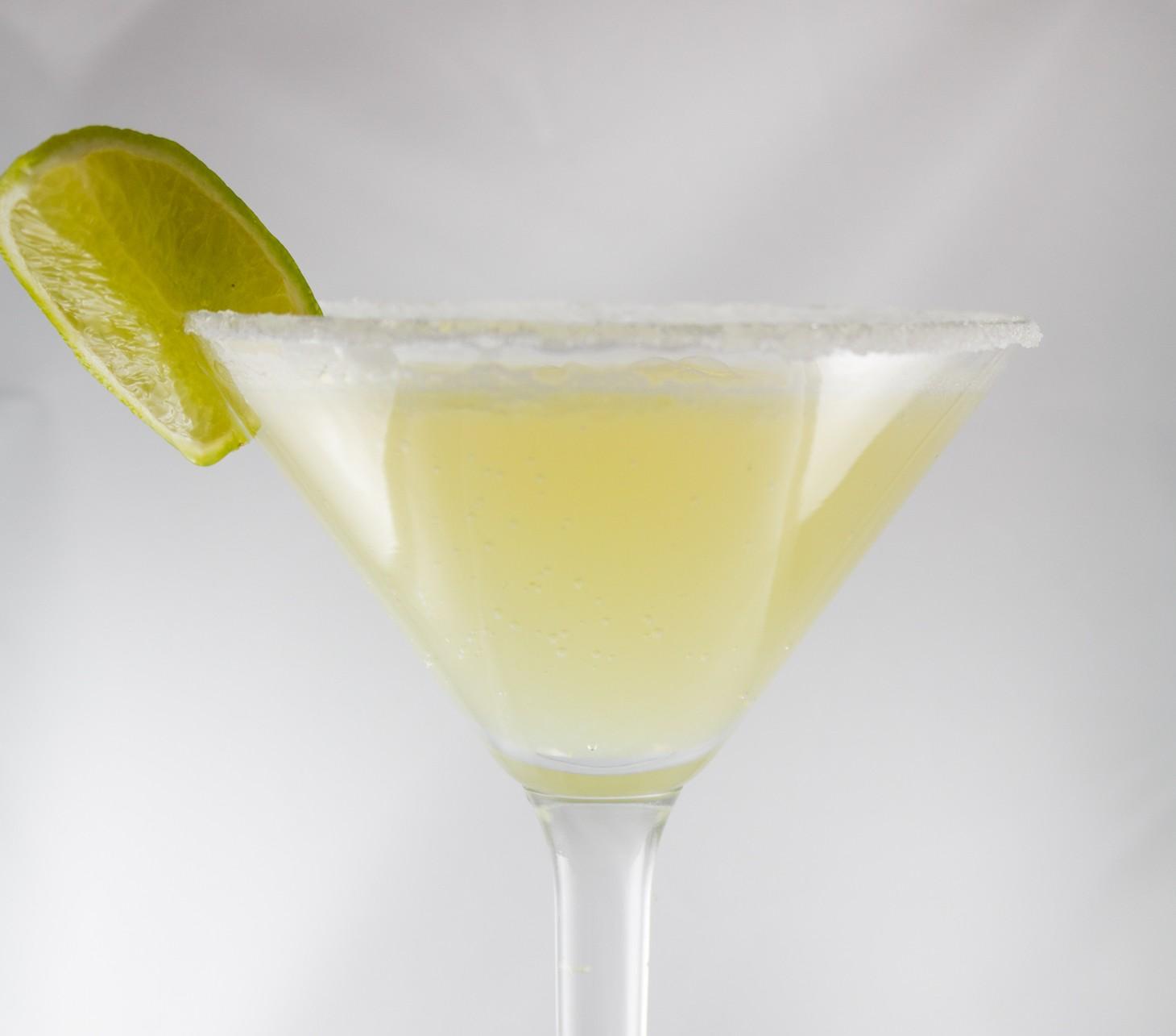 Tequila fizz