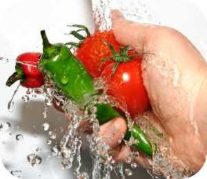 Higienização de alimentos: faça de forma correta!