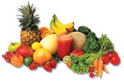 Aumente e varie o consumo de frutas, legumes e verduras