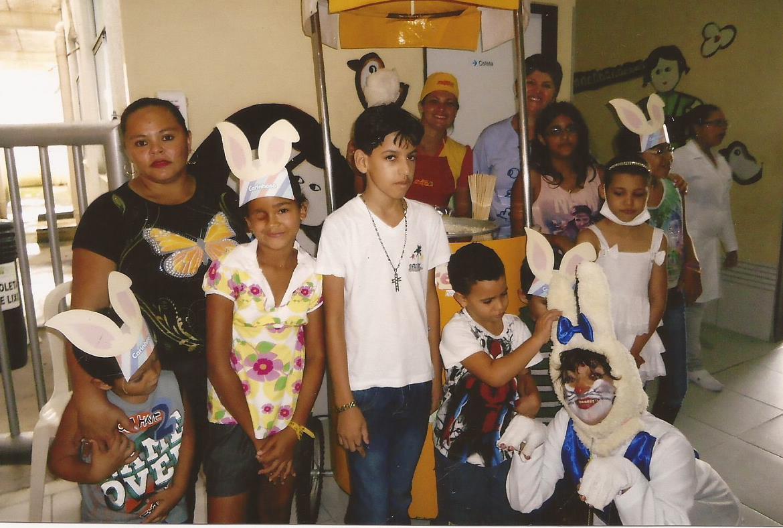 ASSOCIAÇÃO PARAIBANA DE COMBATE AO CANCÊR INFARTO JUVENIL DONOS DO AMANHÃ
