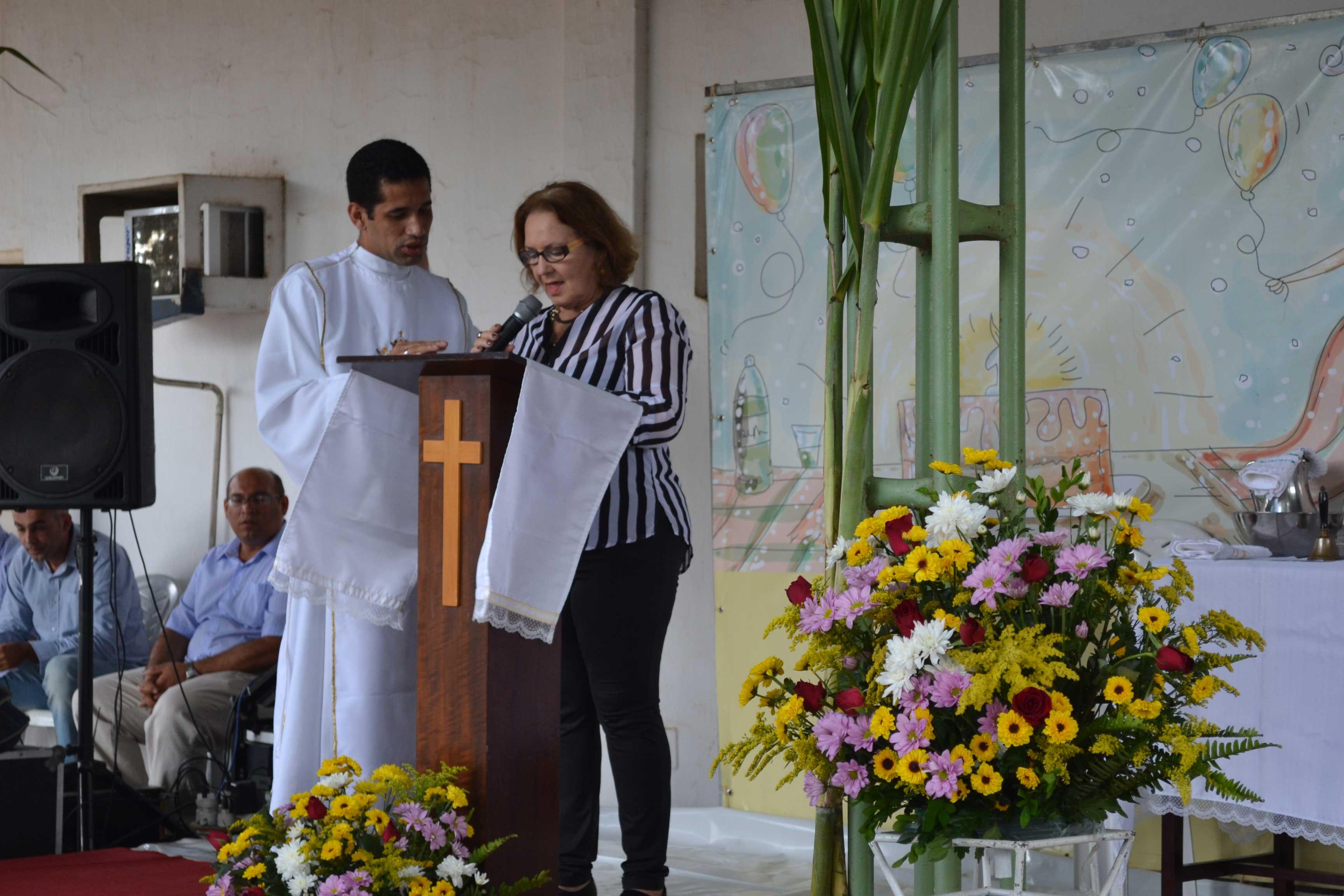 Missa em Ação de Graças marca inicio da safra 2014/2015 no Açúcar Alegre
