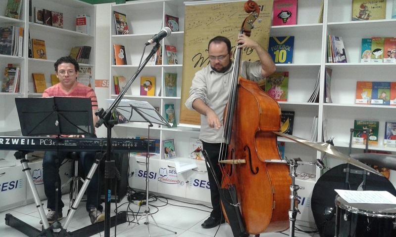 Projeto Quartas Musicais do SESI apresenta Concerto no Açúcar Alegre