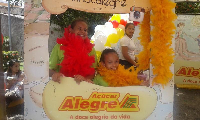 Açúcar Alegre e a parceria com o Mac Dia Feliz