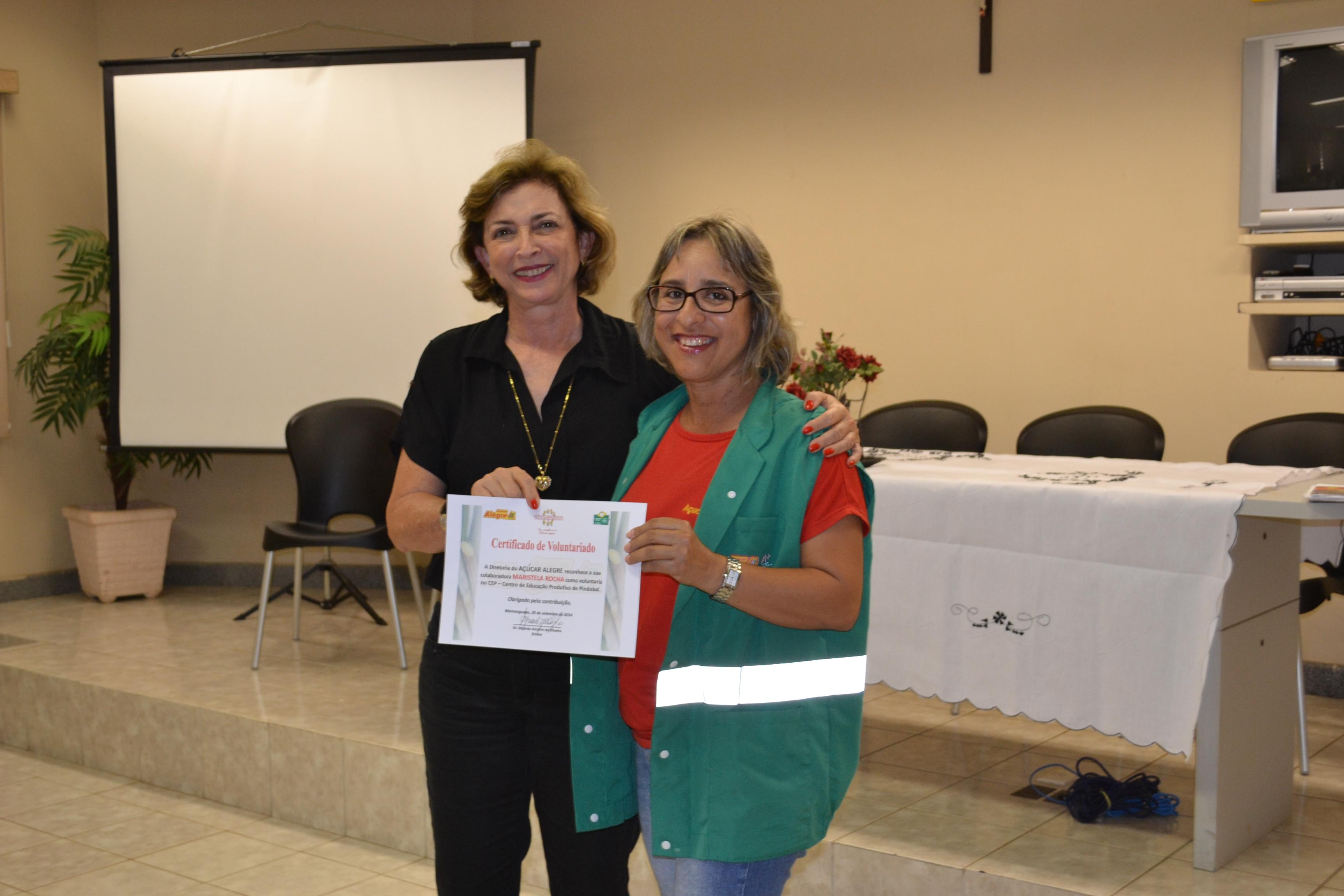 Abrigados do CEP Pindobal recebem certificados de conclusão do curso de solda
