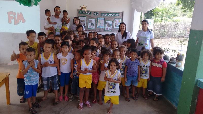 Açúcar Alegre realiza Semana do Meio Ambiente