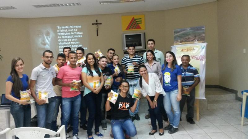 Alunos da PAP Cursos e Concursos participam de visita técnica à Usina Monte Alegre