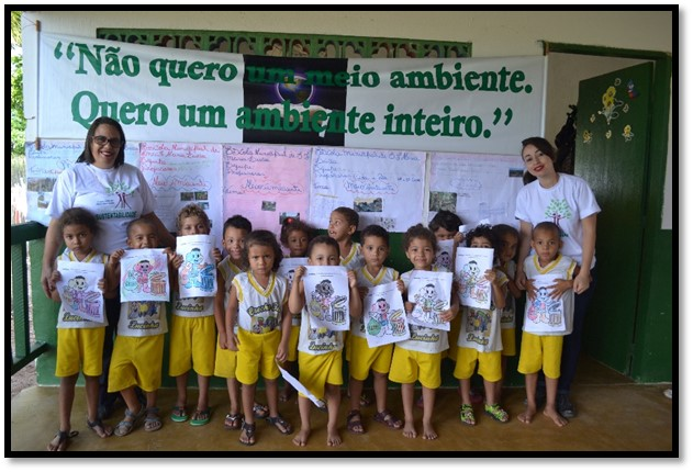 Açúcar Alegre promove ações de respeito a natureza na semana do meio ambiente