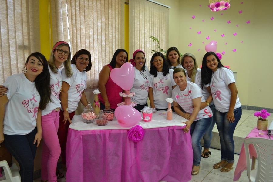 Açúcar Alegre participa da campanha Outubro Rosa 2016