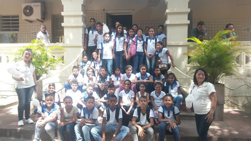 Açúcar Alegre recebe visita de estudantes de diferentes cursos e escolas nos meses de agosto e setembro