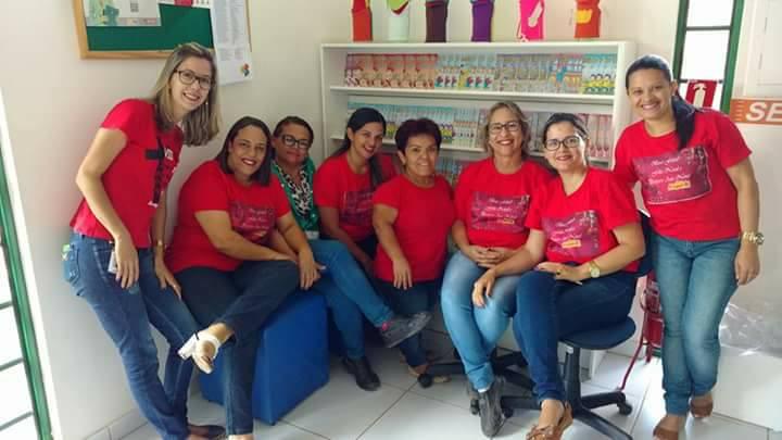 Um dia especial na vida dos abrigados do CEP de Pindobal