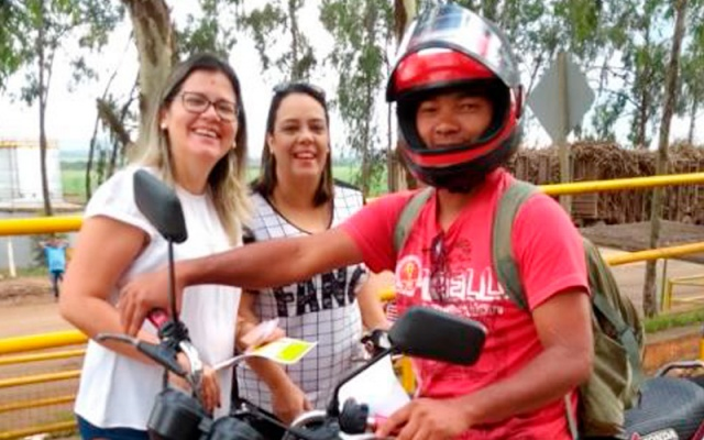 Semana do Trânsito 2017 no Açúcar Alegre