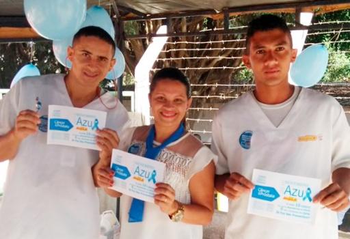 Novembro Azul: Saúde do homem no Açúcar Alegre