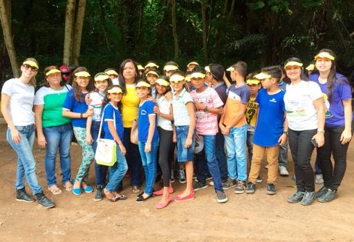 O Açúcar Alegre realiza a semana do Meio Ambiente