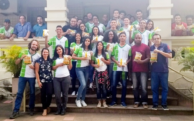 Alunos do IFPE visitam o Açúcar Alegre