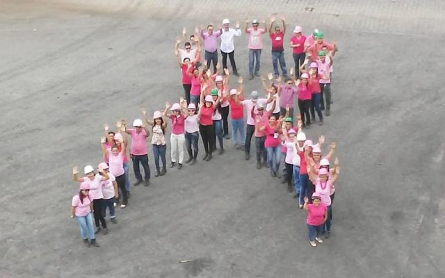 Açúcar Alegre engajado na campanha outubro rosa