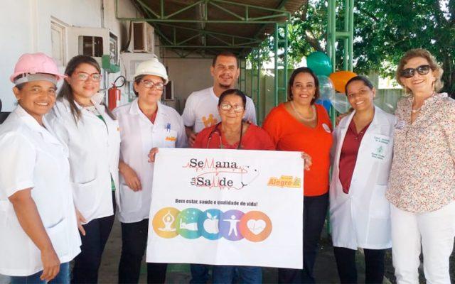 Semana da Saúde no Açúcar Alegre