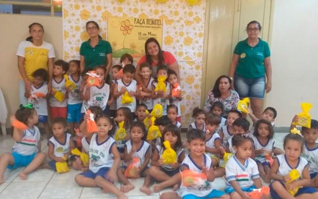 O Açúcar Alegre se engaja na campanha de Combate ao Abuso e à Exploração Sexual de Crianças e Adolescentes