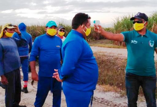 Açúcar Alegre mantém e desenvolve condutas de prevenção contra o novo CORONAVÍRUS