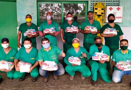 Comemoração do Dia do Trabalho no Açúcar Alegre/2021