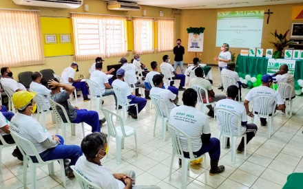 XV SIPAT no Açúcar Alegre 2021