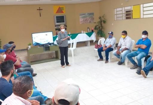 O CHAC da sabedoria para os monitores agrícolas