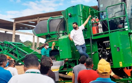 Festival de Capacitação no Açúcar Alegre Julho 2021