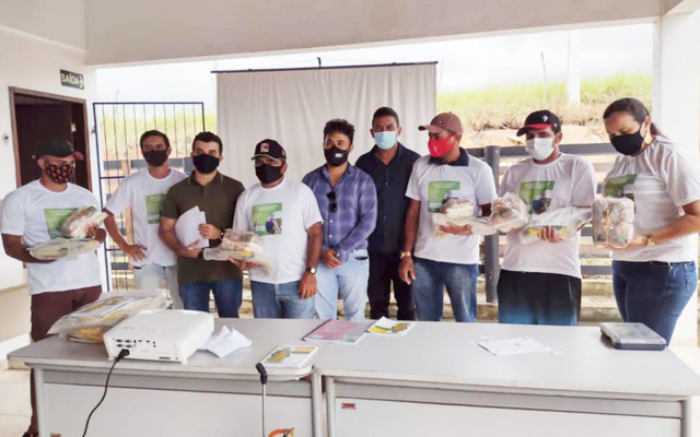 Conscientização do Homem do Campo do município de Itapororoca