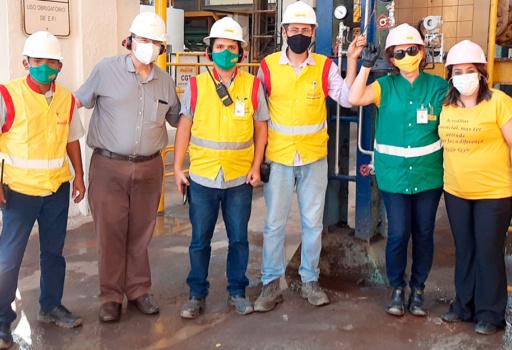 Início da Safra 2021/2022 no Açúcar Alegre