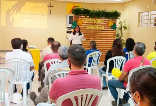 Setembro Amarelo e a Preservação da Saúde Mental na Usina Monte Alegre